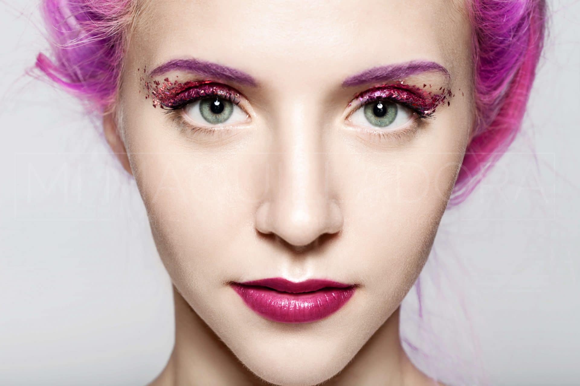 Maquillaje de fiesta, portfolio