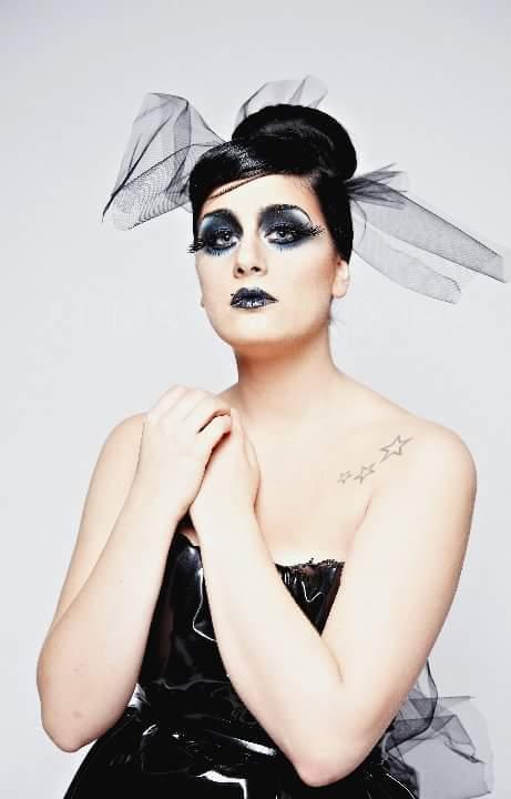 maquillaje de espectáculo, portfolio