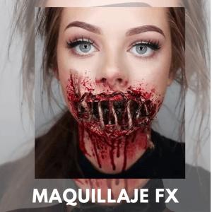 Maquillaje FX, Mis Servicios