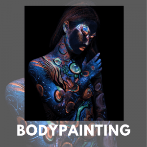 Bodypainting, Mis Servicios