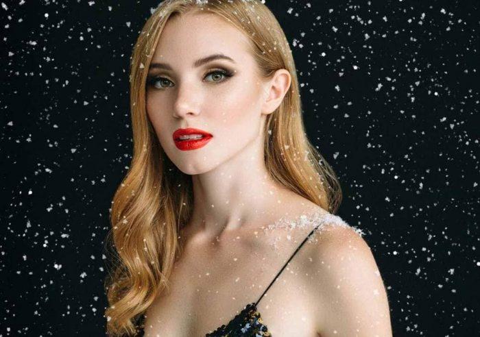 Maquillaje de Navidad 2018